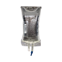 0063546 Lactated Ringer Injection 250 ml, 2B322Q