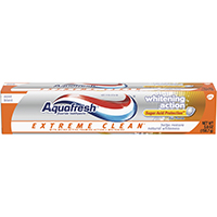 0074024 Aquafresh Toothpaste Extreme Clean, 5.6 oz., 33873