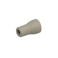 2212102 Saliva Ejector Replacement Tip Gray, Replacement Tip, 23E363