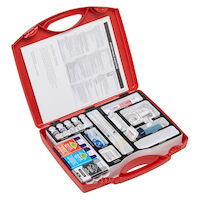 3170703 Emergency Medical Kit SM27 Adult & Pediatric Kit, SM27