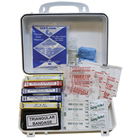 3190650 25 Person First Aid Kit First Aid Kit, 168801