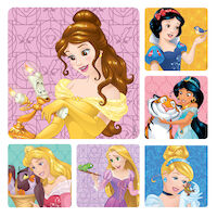 3313193 Disney Stickers Princess Class Stickers, 100/Roll, PS183