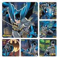3315267 Assorted Stickers Batman Comic, 100/Roll, PS551