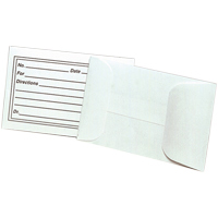 3410980 Dispensing Envelopes Envelopes, 500/Pkg., IMPRINTED