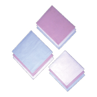"3411996 Headrest Covers Polycoated, 10"" x 13"", Lavender, 500/Pkg, L3LV"