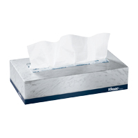 "3413102 Kleenex Facial Tissues 8.4"" x 8.0"" Box, 36/Case, 21400"