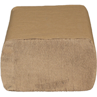 3431030 Multifold North River Towels Multifold, Natural, 250/Pkg, 16 Pkg/Case, 1315