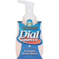 3791235 Dial Soap Foaming, Pump Bottle, 7.5 oz., 81075