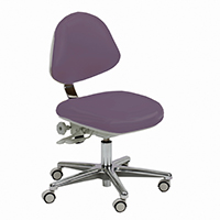 4404123 Generation Stools Operator Stool, Ultra Leather, 3554-198U