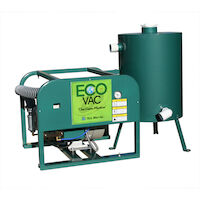4455000 EcoVac Single Head, 2-3 Users, 230V, VPD2S2