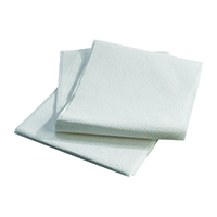 "4931567 Drape Sheets White, 40"" x 48"", 100/Pkg."