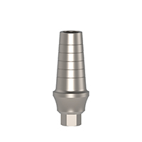 4970263 Concave Shoulder Cemented Abutments 2 mm x 11 mm, AGM-101-2C