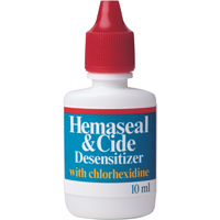 8095050 Hemaseal & Cide Desensitizer Unit Dose, 0.1 ml, 50/Box, 180