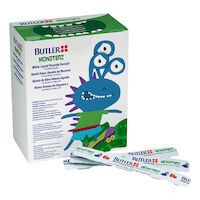 8110145 Butler Monsterz White Fluoride Varnish Variety Pack, Unit Dose, 0.4 ml, 45/Box, 1219P