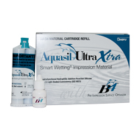 8130096 Aquasil Ultra Xtra Smart Wetting Impression Material Cartridges Refill, Tray Material, 678710