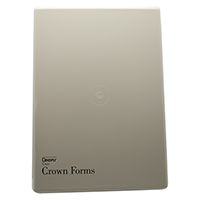 8131028 Crown Forms Empty, Crown Form Box, 611693