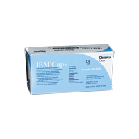 8131580 IRM Intermediate Restorative Material Capsules, 50/Box, 610200
