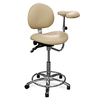 8131623 Ergo Series Stools Assistant's  Model 2022-R