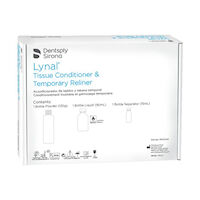 8132095 Lynal Tissue Conditioner & Temporary Reliner Standard Package, 653006