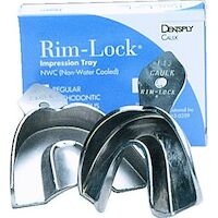 8134260 Rim-Lock Edentulous Impression Trays Set of 8, Edentulous, 661699