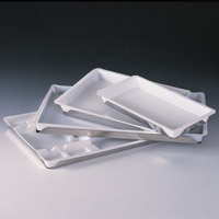 "8135112 Disposable Instrument Tray Liners Sectioned Liner, 8"" x 12"", 50/Pkg, UN2030"
