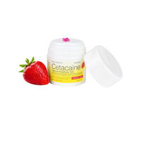 8150361 Cetacaine Strawberry, 32 g, Pump Jar, 0217