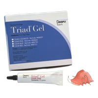 8295165 Triad Gel Assorted, 22 g, 4/Pkg., 88762