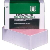 8440255 Baseplate Wax X-Tough, Pink, 1 lb., H00803