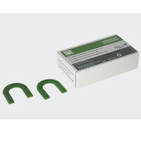 8440402 Hygenic Bite Wafers Non-Laminiated, Single Thickness, Extra-Hard, Green, 36/Box, H03365