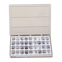 8454320 Unitek Permanent Stainless Steel Molar Set Complete Kit, 902350