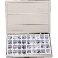 8454350 Unitek Permanent Stainless Steel Molar Set 5LL, First Molar, Lower Left, 5/Box, 900335