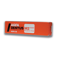 8490722 AGFA Dentus M2 Comfort E-Speed Film M2-57, Double, Size 2, 150/Box, 65414623