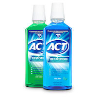8520430 ACT Restoring, Cool Splash, Mint, 33.8 oz., 6/Box, 9806