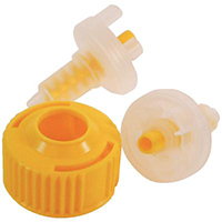 8547604 Dynamic Mixing Tips Yellow, 50/Pkg., 34746