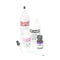 8591045 Jet Repair Acrylic Pink Fibered, Jet Powder, 1 lb., 1230-FP