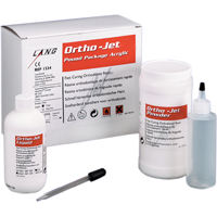 8591320 Ortho-Jet Pound Package, Clear, 1334-CLR