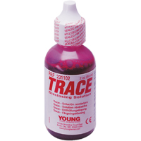 8622530 Trace Disclosing Solution Liquid, 2 oz., 231102
