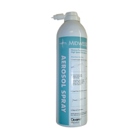 8642540 Midwest Plus Handpiece Maintenance Aerosol Spray, 16 oz., 380080