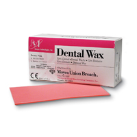 8700311 Beauty Dental Wax Pink, Soft, 1 lb., 116-56450