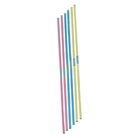8704000 Spectra F Polyester Finishing Strips Assorted, Red, Blue, Yellow, 150/Pkg., 471-88000