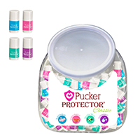 8770003 Pucker Protector Lip Balm Classic, Assorted Flavors, 120/Container, F10660