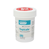 8782970 Topicale Gel Pump Gel, 1.25 oz, Jar, 9007161