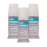 8782982 Topicale Gel Pump Gel Pump, Cherry, 1.5 oz, 3/Pkg, 9007141