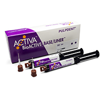 8790012 ACTIVA BioACTIVE Base/Liner Value Pack, 2/Box, VB2