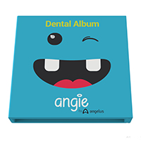 8830046 Angie's Dental Album Blue Booklet, 9721