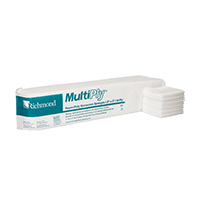 "8840912 MultiPly 2""x 2"", 8 Ply, Non-Sterile, 3000/Case, 300637"