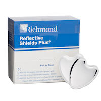 8842400 Reflective Shields Plus Large, 50/Box, 600700