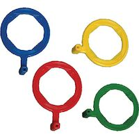 8850115 XCP Replacement Parts Aiming Rings Posterior, Yellow, 54-0860
