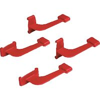 8850300 XCP Replacement Parts Bitewing Biteblocks, 0/1 Horizontal, 6/Pkg., 54-0933