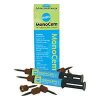 8880990 Monocem Self-Adhesive Resin Cement Translucent, Kit, 3208A
